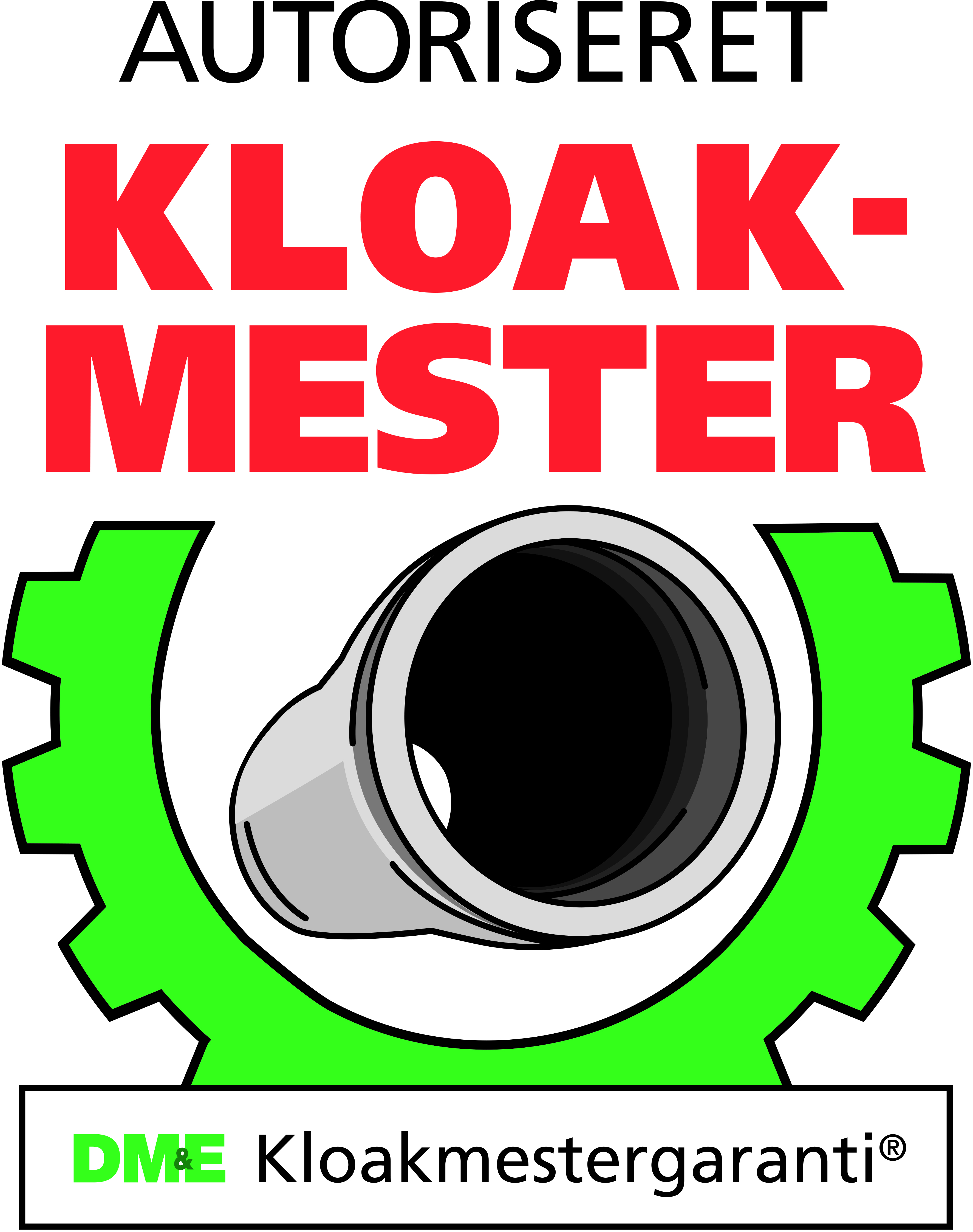 dme kloak logo cmyk